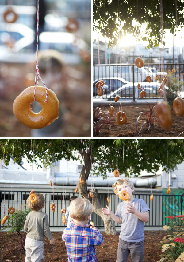 donut-tree-party