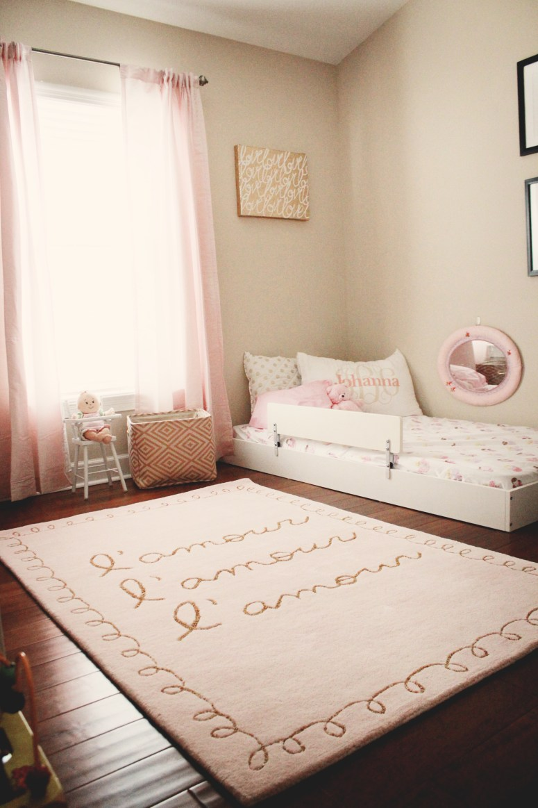 johanna u0026 39 s montessori style  big girl  bedroom