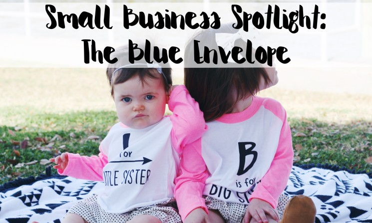 Small Business Spotlight: The Blue Envelope