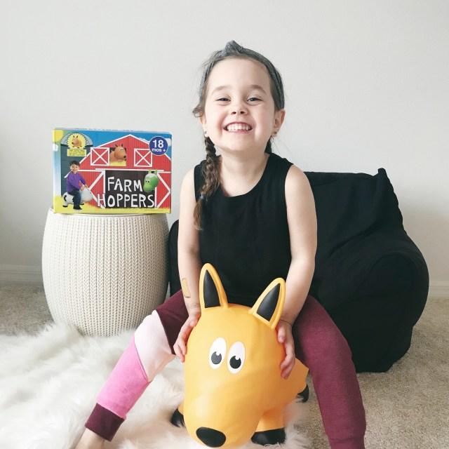 toys for toddlers, farm hopper, bouncy toys for toddlers, kids toys, kids bouncy toys