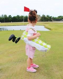 golf, junior golfer, little golfer, toddler golfer, youngest golfer, golf, the littlest golfer
