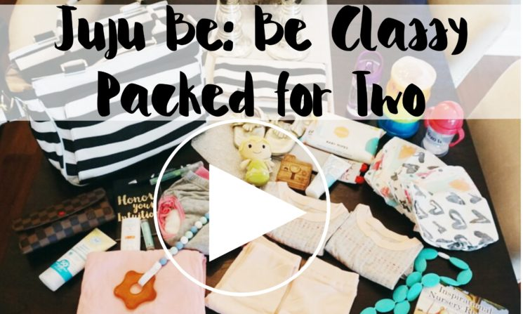 JuJu Be: Be Classy Packed for Two