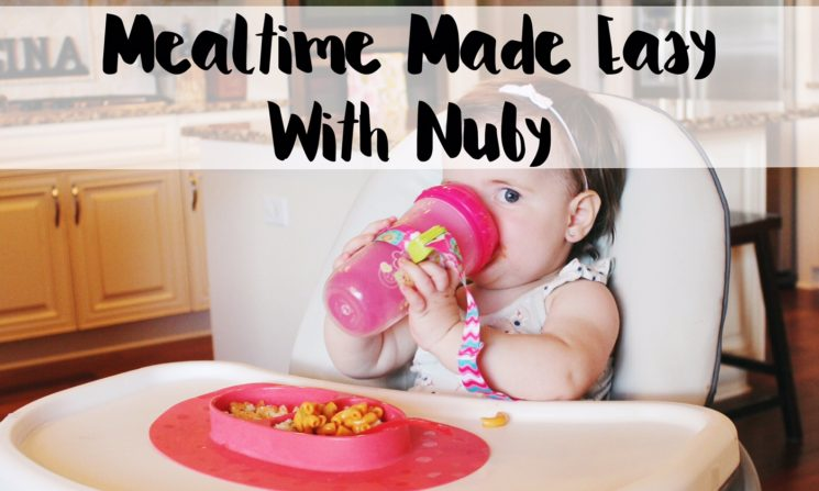 Mealtime Made Easy with Nuby