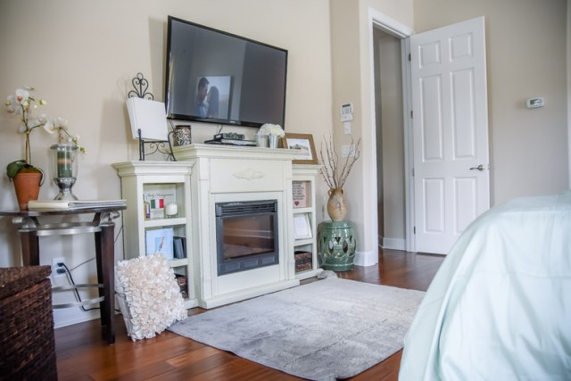 master bedroom refresh, home decor, master bedroom, decor, rugs, bedspread, home design, parents room, lorena canal rugs, bluebellgray