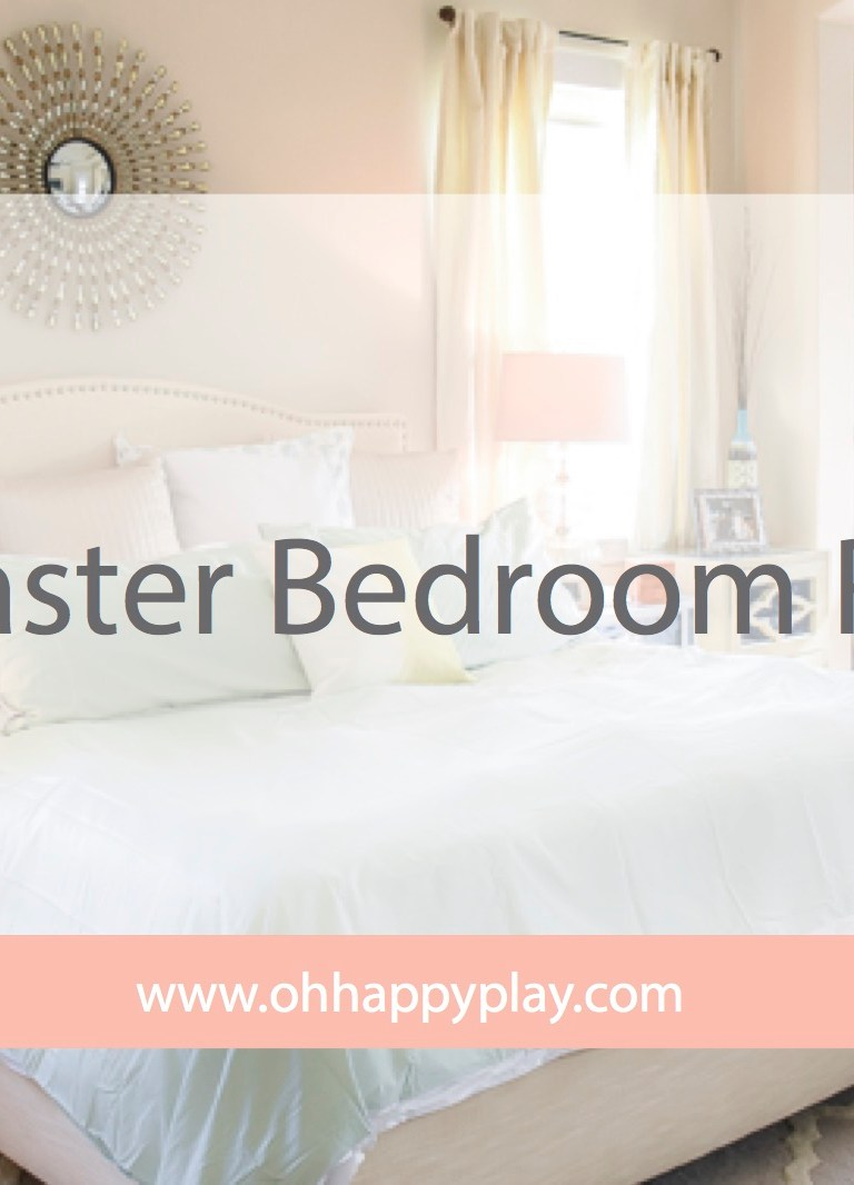 Our Master Bedroom Refresh
