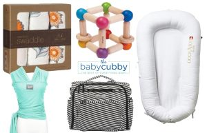 new baby, new mom, mom gift guide, baby gift guide, gift guide, holiday shopping for mom, baby shower, baby gifts, the baby cubby