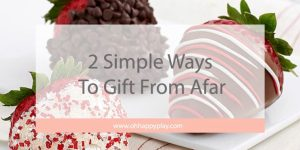 gifting from afar, groupon coupons