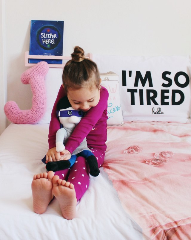 Need to keep your kids in bed at the crack of dawn? Are your kids early risers? You need the SleeperHero! Check it out now!
