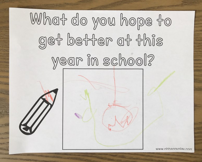 back to school. goals for kids, goals for toddlers, toddler goal setting, back to school clothes, gymboree, montessori dress code, goals, kids fashion
