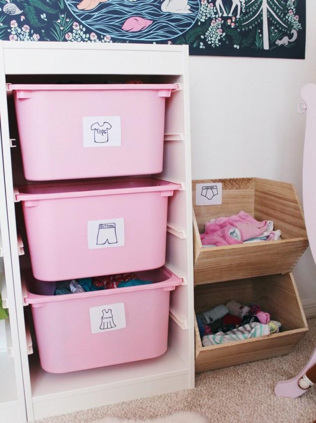 DIY Wardrobe Station   Childs Room   Oh Happy Play