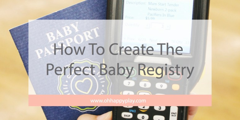 How To Create The Perfect Baby Registry, buy buy baby, baby registry, best baby registry, baby registry tips, the perfect baby registry, baby items, must have baby items, strollers, double strollers