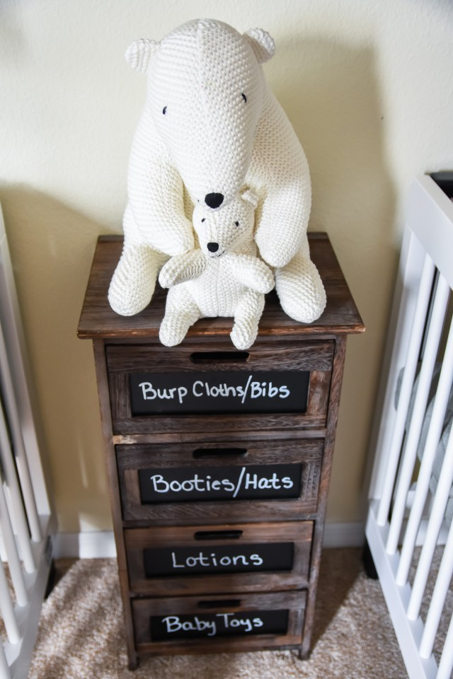 The Twins Monochrome Little Man Cave Nursery Reveal Oh