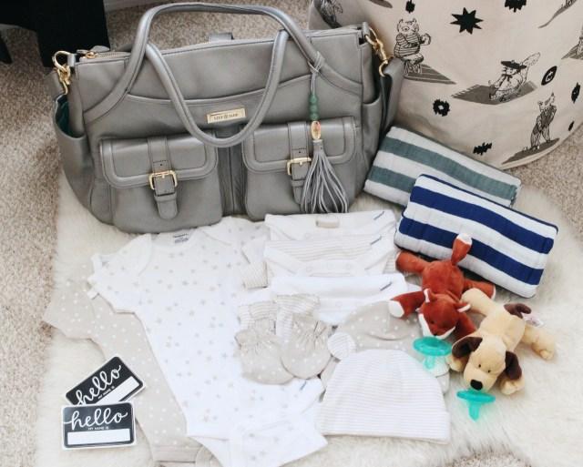 Baby Hospital Bag Essentials