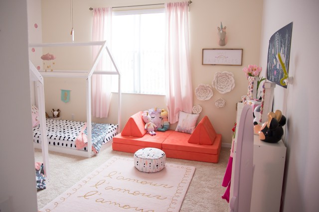 Fairytale Room for Girls | Shared Room