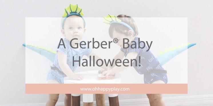 87ae54134 A Gerber Childrenswear Halloween - Oh Happy Play