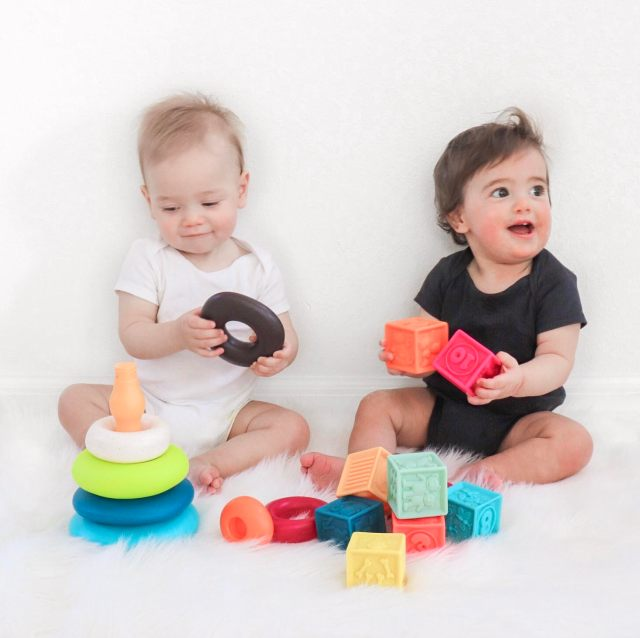 Oh Happy Play, a Florida Motherhood blogger shares The Best Gifts for Babies Under 18 Months! Check it out now to see what to grab!