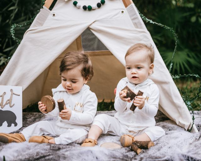 one wild year, wild one birthday party, wild one theme, where the wild things are birthday, cake smash, first birthday theme for twins