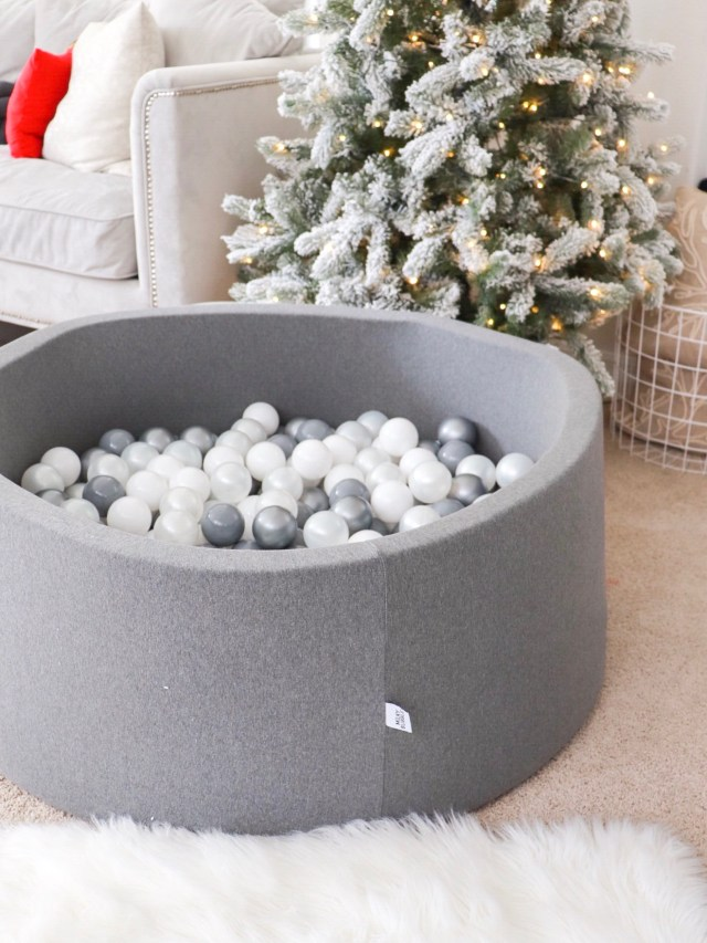 gifts for baby, best gifts for 1 year old, best first birthday gifts, baby gift guide, modern ball pit