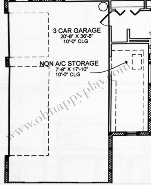 garage storage room, garage floor plan, functional garage design