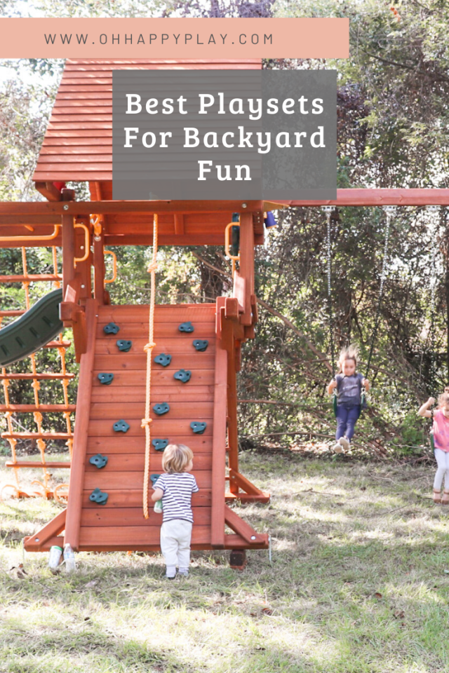 Best playsets for toddlers, best playsets for older kids, best playsets for small backyards, best playsets with monkey bars, best playsets for small yard, playset for big back yard, modern playset, DIY modern playset, playsets for toddlers, playsets for 6 year old, playsets for 5 year old, playsets for 7 year old