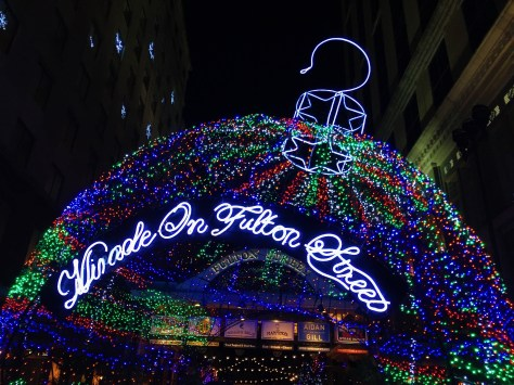 Ohh Caroline blog, Miracle on Fulton Street Christmas Ornament in New Orleans.
