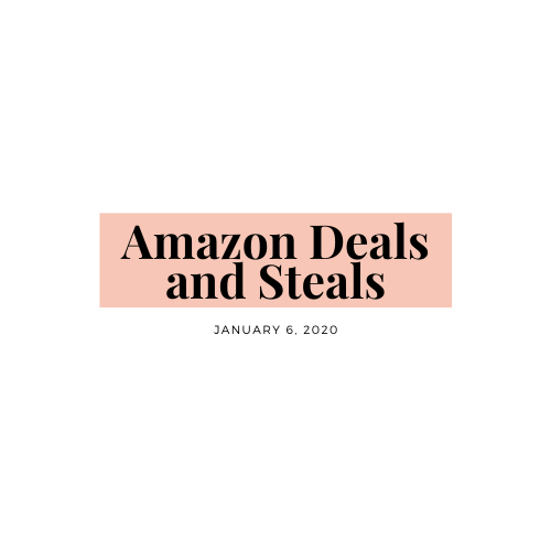 Amazon Deals and Steals: Jan 6