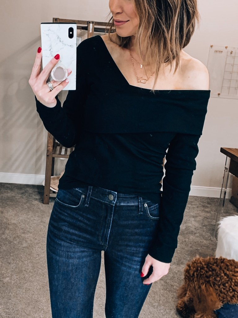 amazon asymmetric top