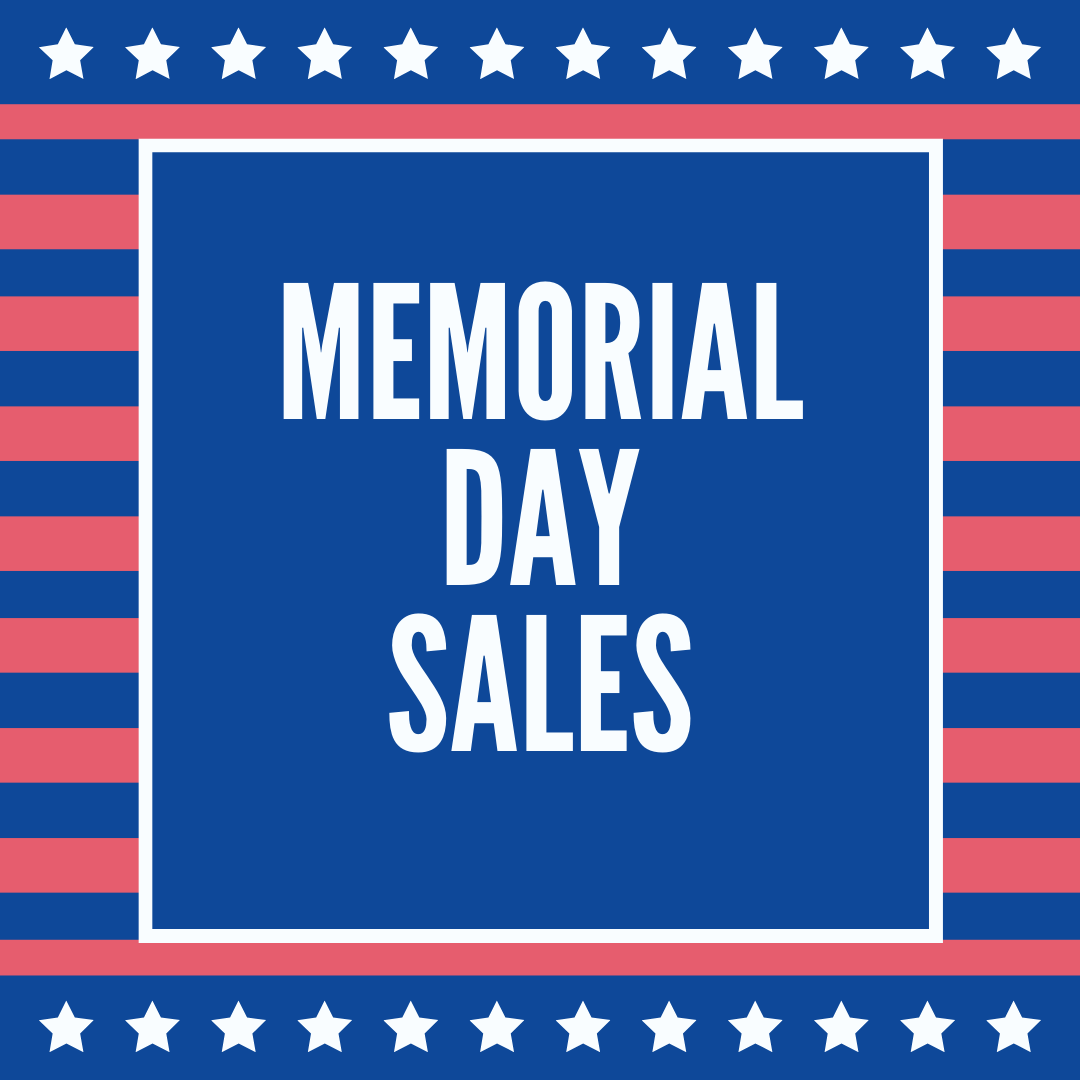 Memorial Day Deals and Sales – 2020