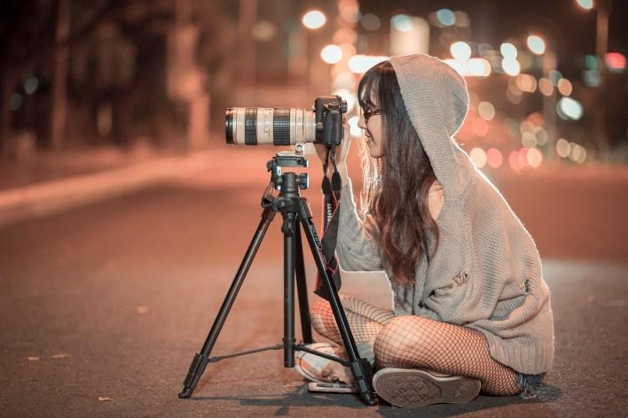 camera essentials, bloggers