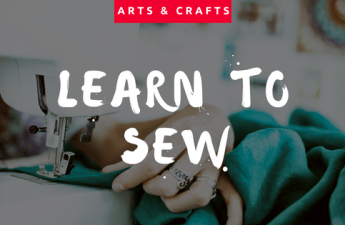 Sewing - Learning to Sew