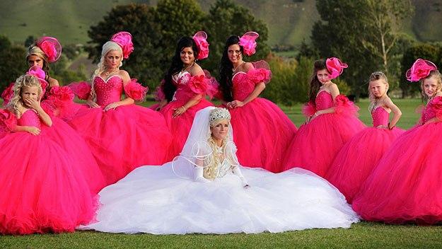Worst Wedding Dresses: Part I