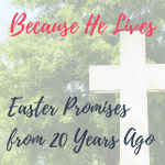 20 Years Ago – Discovering the Hope of Easter from a Wheelchair