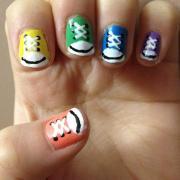 nail art design complete