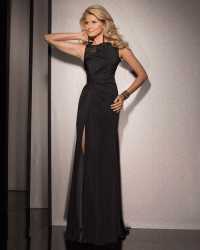 Make Yourself Look Stunning In A Black Prom Dresses - Ohh ...