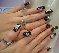 Nail Art Designs For a Complete Unique Look - Ohh My My