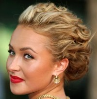 Smashing Updo Hairstyles for Short Hair - Ohh My My