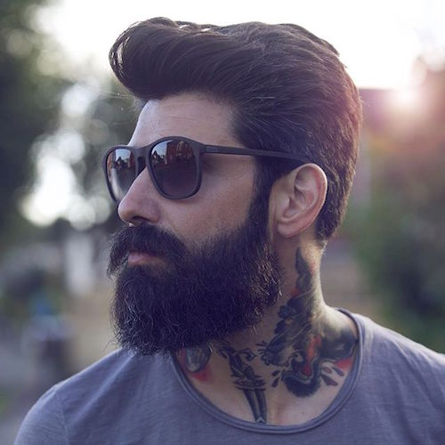 Be Classy and Dapper by these Artistry of Beard Styles for Men  Ohh My My