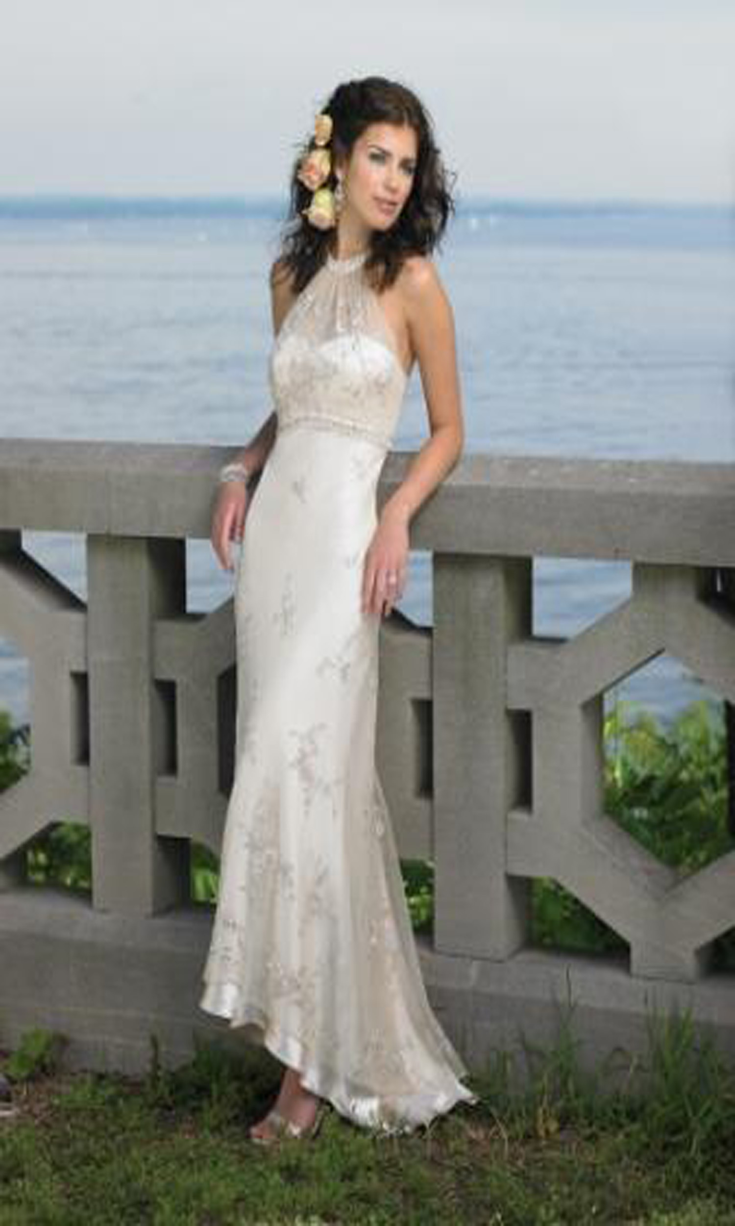 An Informal Affair to Remember  Casual Wedding Dresses  Ohh My My