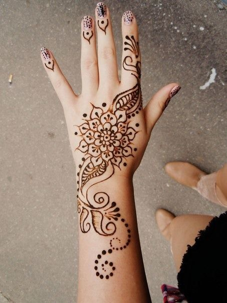 Most Exquisite Henna Tattoo Designs  Ohh My My