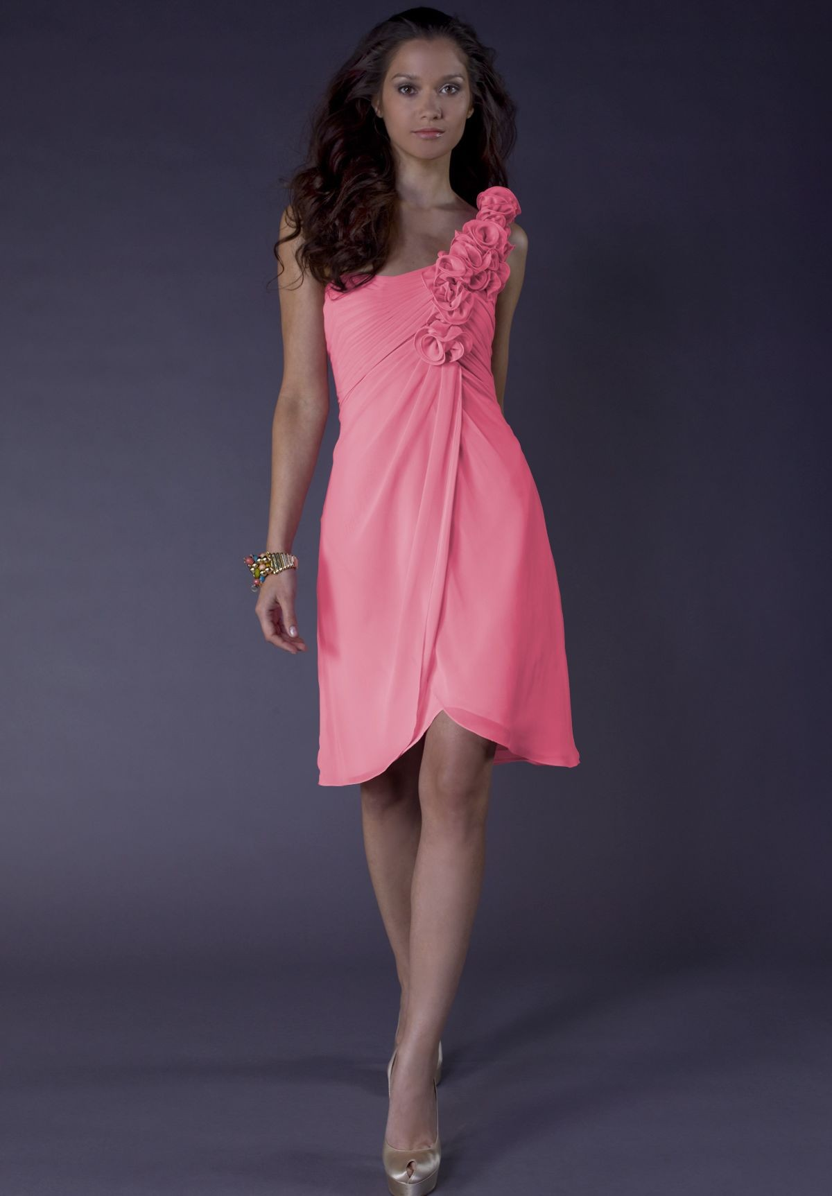 Short Bridesmaid Dresses for Style Conscious Girls  Ohh My My