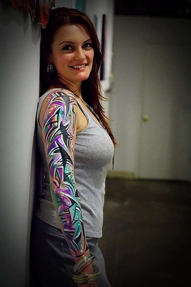 Coolest Arm Tattoo Designs for Women  Ohh My My