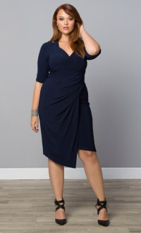Look Charming in a Plus Size Cocktail Dresses - Ohh My My