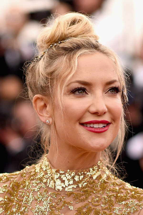 Glamorous Updo Hairstyles That Endorsed By Celebrities