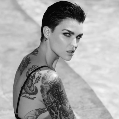 the ultimate style icon ruby rose ohh my my