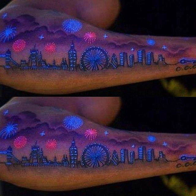 Marvelous Glowing Tattoo Designs Ideas  Ohh My My