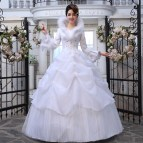 Winter Wedding Dresses