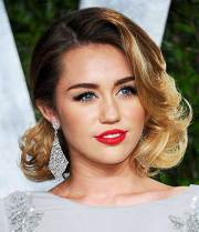 beautiful celebrity hairstyles