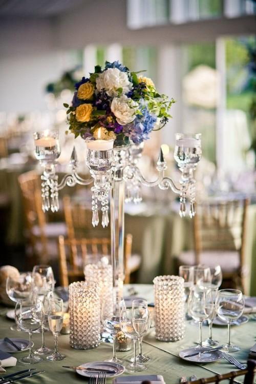 Most Beautiful Summer Wedding Centerpieces Inspirations
