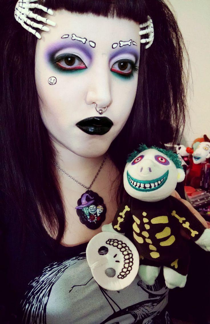 Superb Girly Halloween Makeup Ideas  Ohh My My
