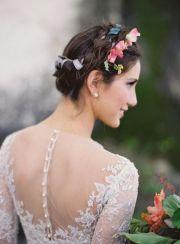 charming summer wedding hairstyles